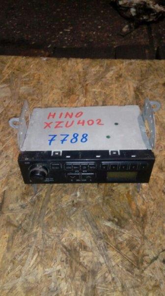 Радио Hino Dutro XZU402 S05C