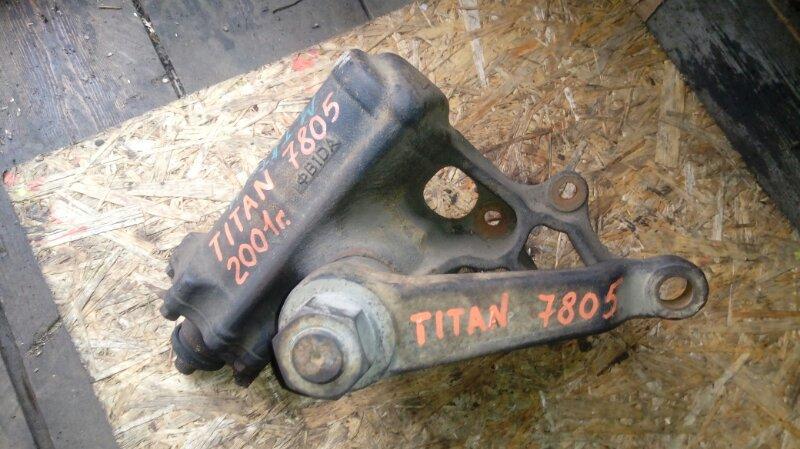 Редуктор рулевой Mazda Titan 2001
