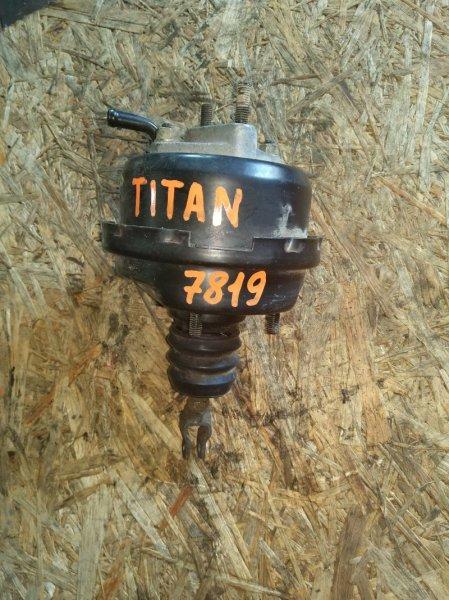 Вакуумный усилитель сцепления Mazda Titan