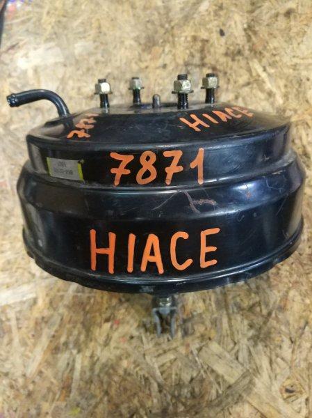 Вакуумный усилитель тормоза Toyota Hiace