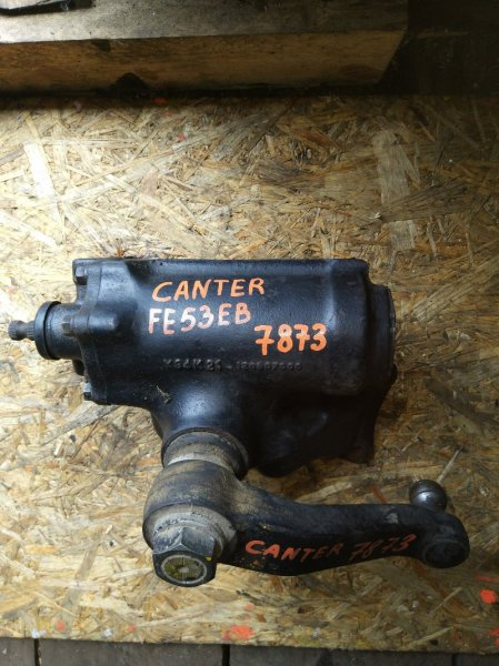 Редуктор рулевой Mitsubishi Canter FE53EB