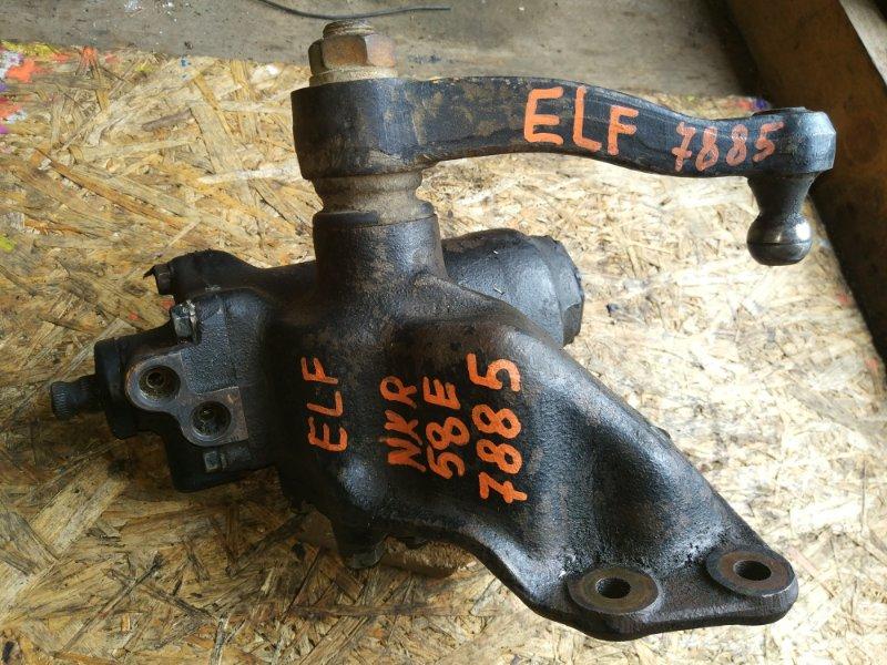 Редуктор рулевой Isuzu Elf NKR58E 4BE1