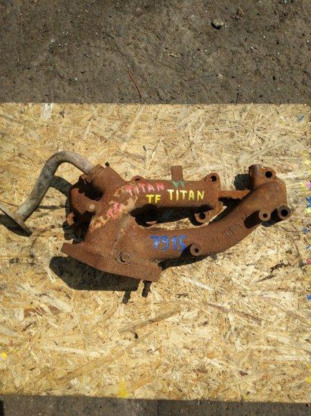 Коллектор выпускной Mazda Titan TF