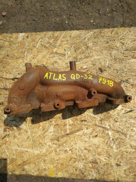 Коллектор выпускной Nissan Atlas QD32