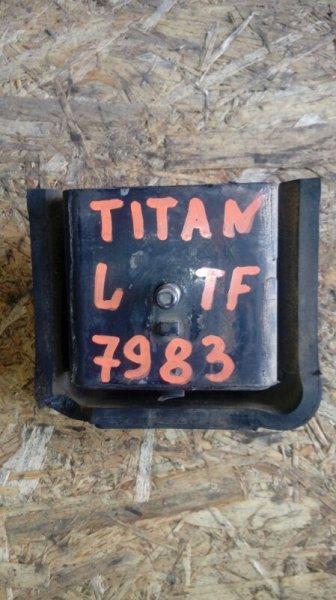 Подушка двигателя Mazda Titan WGEAD TF левая