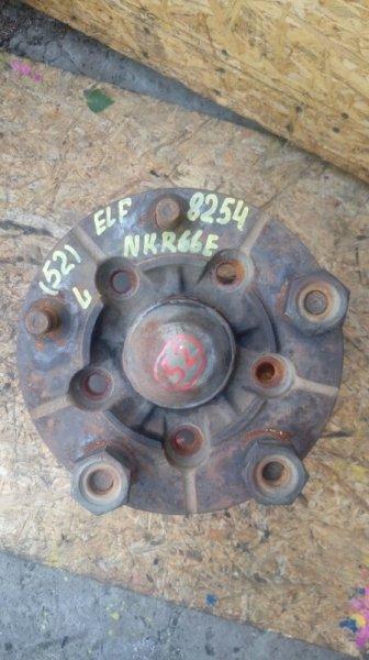 Ступица Isuzu Elf NKR66E 4HF1 1996 передняя левая