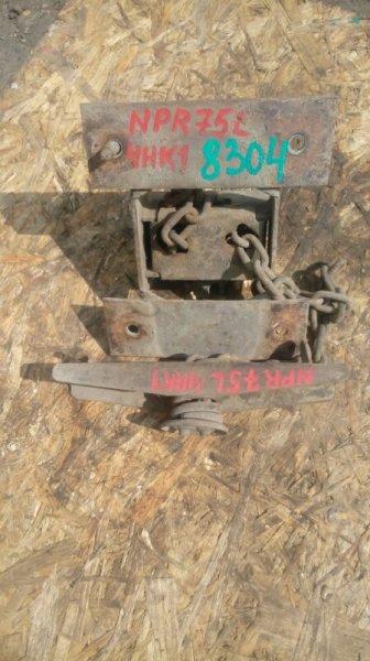 Механизм крепления запасного колеса Isuzu Elf NPR75L 4HK1
