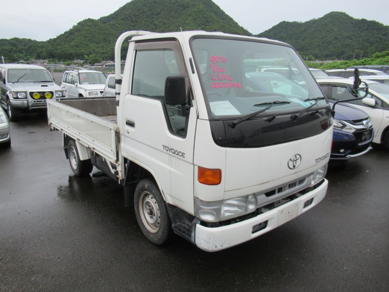 Акпп Toyota Toyoace LY102 5L 2000