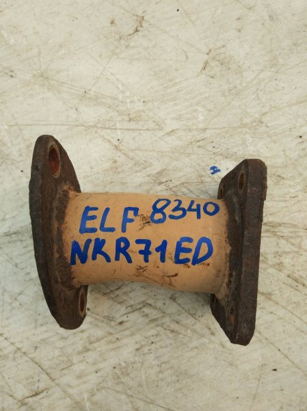 Труба глушителя Isuzu Elf NKR71ED 4HG1 2000
