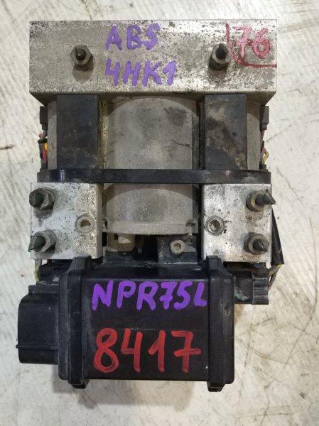 Блок abs Isuzu Elf NPR75L 4HK1 1999
