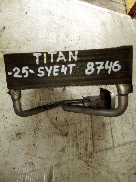 Радиатор кондиционера Mazda Titan SYE4T FE 2002