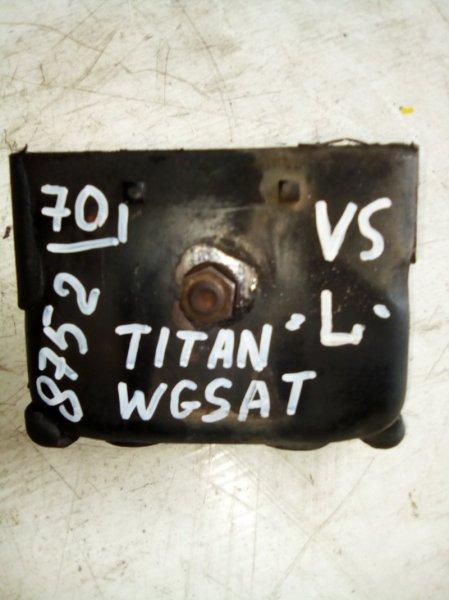 Подушка двигателя Mazda Titan WGSAT VS 2000 левая