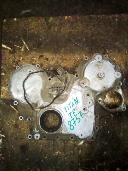 Лобовина двигателя Mazda Titan TF