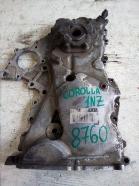 Лобовина двигателя Toyota Corolla 1NZ