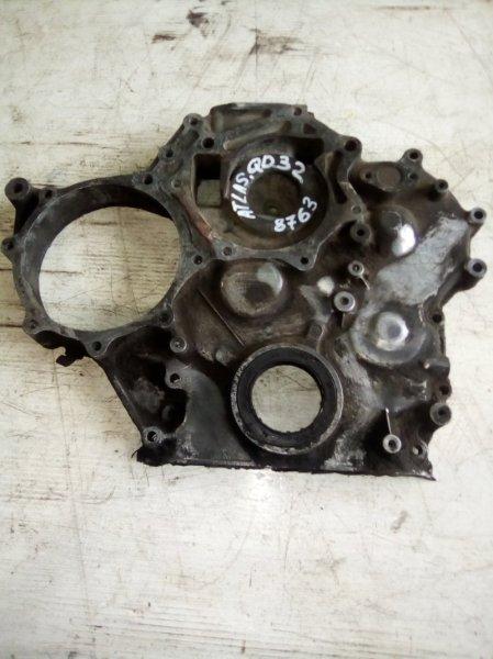 Лобовина двигателя Nissan Atlas QD32