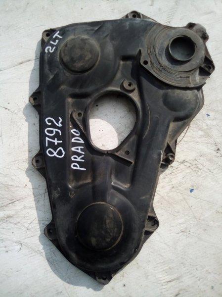 Защита двигателя Toyota Land Cruiser Prado 2LT