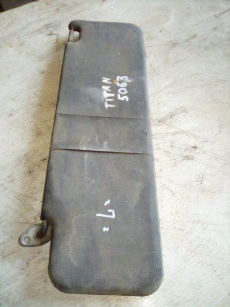 Козырек солнцезащитный Mazda Titan левый