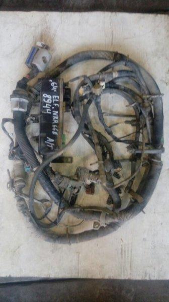 Проводка (коса) моторного отсека Isuzu Elf NKR66E 4HF1 1998