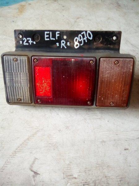 Стоп сигнал Isuzu Elf NKR71E 4HG1 1998 задний правый