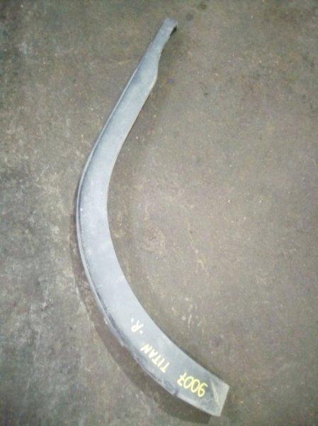 Накладка Mazda Titan правая