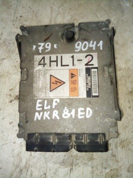 Блок управления Isuzu Elf NKR81ED 4HL1 2004