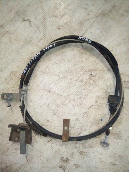 Трос ручника Mazda Titan SYE4T FE 2002
