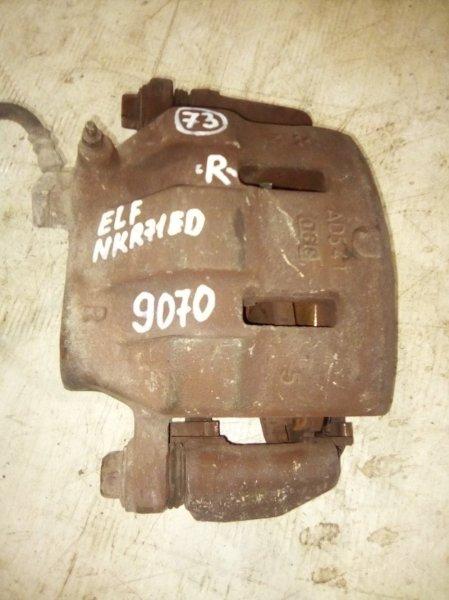 Тормозной суппорт Isuzu Elf NKR71ED 4HG1 2000 передний правый