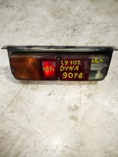 Стоп сигнал Toyota Toyoace LY102 5L 2000 левый