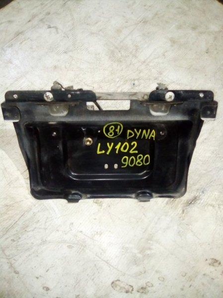 Подсветка номера Toyota Toyoace LY102 5L 2000