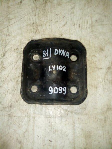 Опора рессоры Toyota Toyoace LY102 5L 2000 задняя