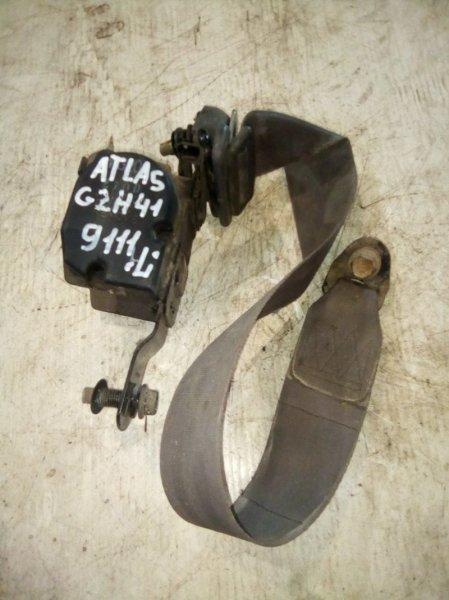 Ремень безопасности Nissan Atlas G2H41 левый
