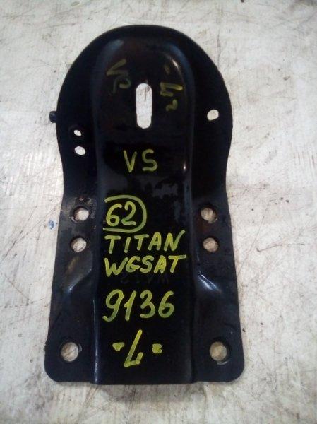 Крепление двигателя Mazda Titan WGSAT VS 1996 левое