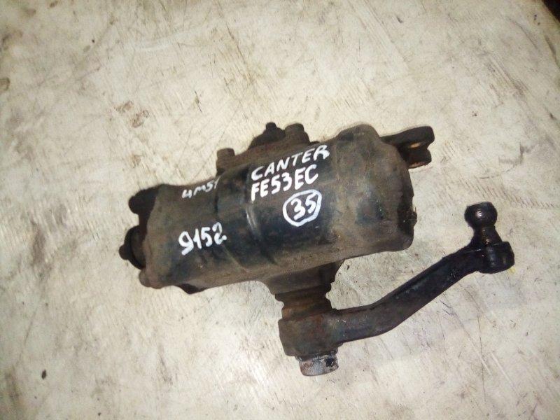 Редуктор рулевой Mitsubishi Canter FE53EC 4M51 1999