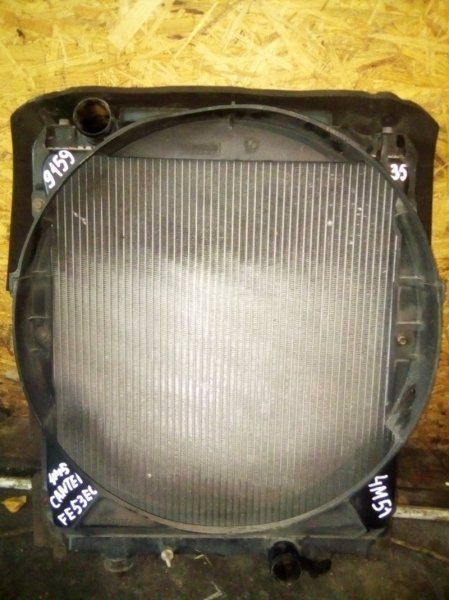 Радиатор Mitsubishi Canter FE53EC 4M51 1999
