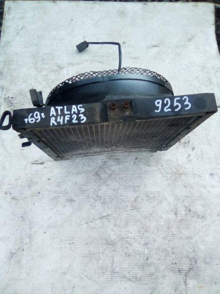 Радиатор кондиционера Nissan Atlas R4F23 QD32 1999