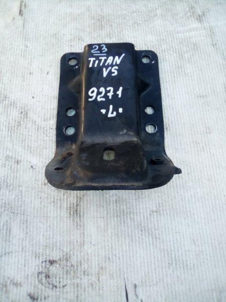 Крепление двигателя Mazda Titan WGSAT VS 1998 левое