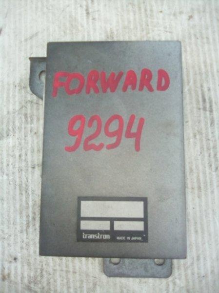 Блок управления Isuzu Forward