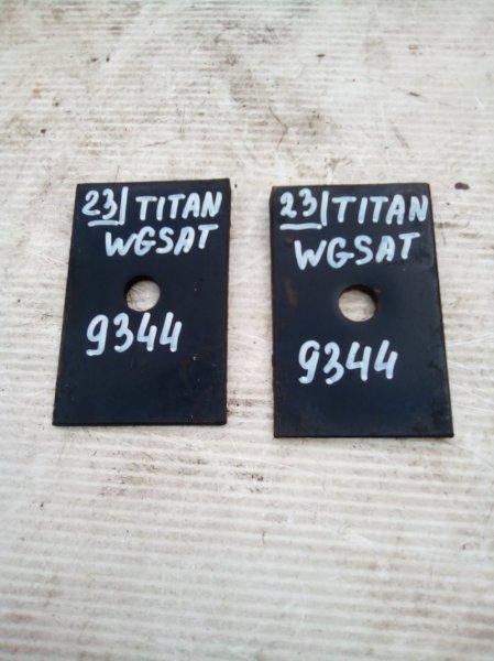 Проставка рессоры Mazda Titan WGSAT VS 1998