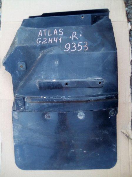 Крыло Nissan Atlas G2H41 переднее правое