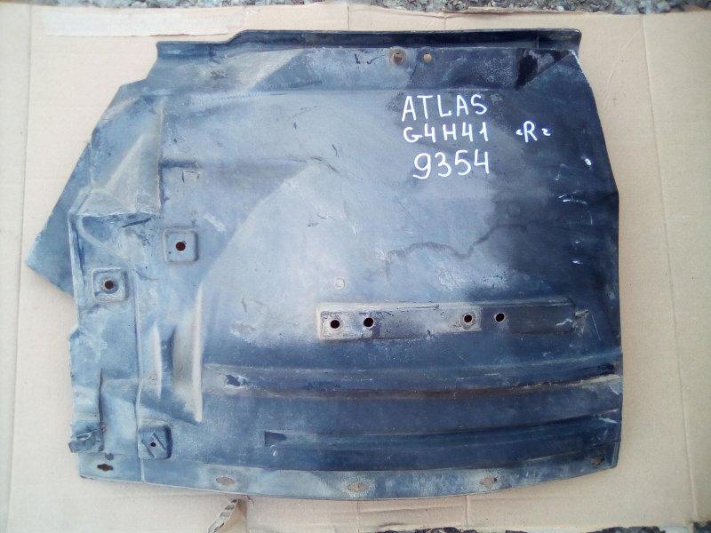 Крыло Nissan Atlas G4H41 переднее правое