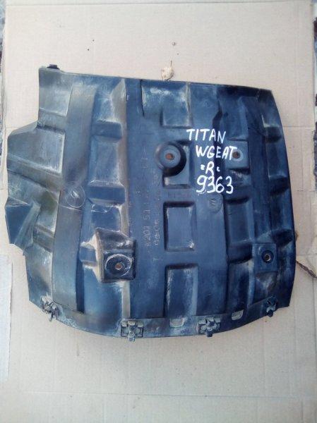 Крыло Mazda Titan WGEAT TF переднее правое