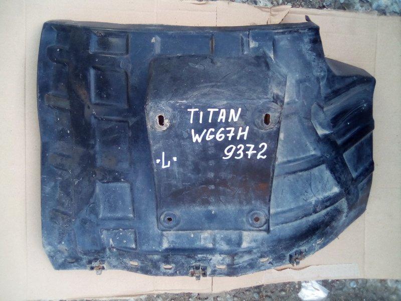 Крыло Mazda Titan WG67H переднее левое