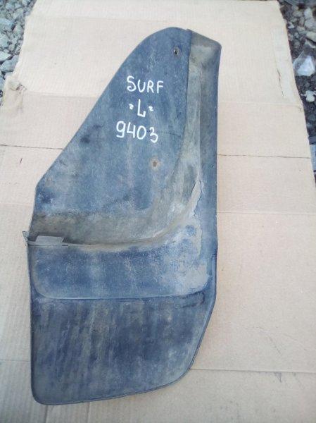 Брызговик Toyota Surf LY130 левый