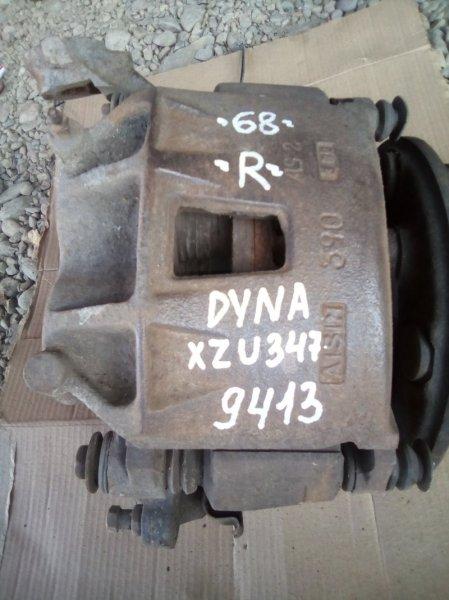 Тормозной суппорт Toyota Dyna XZU347 S05C 2003 правый
