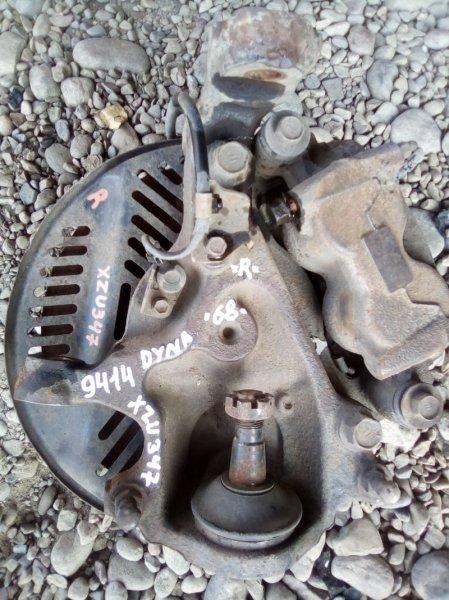 Поворотный кулак Toyota Dyna XZU347 S05C 2003 правый