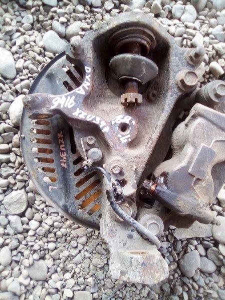 Поворотный кулак Toyota Dyna XZU347 S05C 2003 левый
