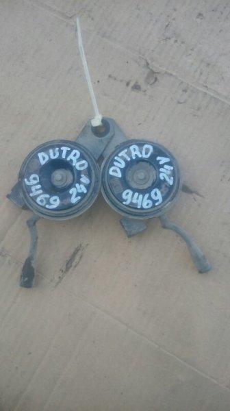 Сигнал Hino Dutro XZU336 S05D 2005