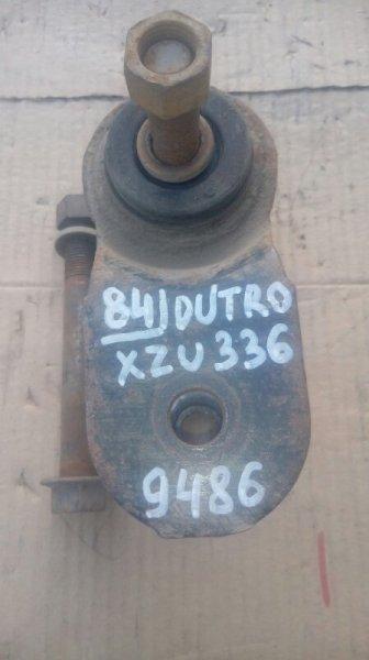 Серьга рессорная Hino Dutro XZU336 S05D 2005 задняя