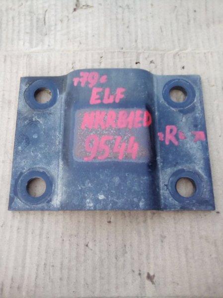 Опора рессоры Isuzu Elf NKR81ED 4HL1 2004 задняя правая