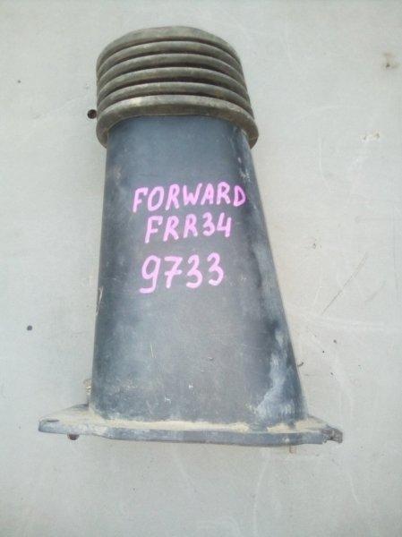 Защита (напольный кожух) рулевой колонки Isuzu Forward FRR34 6HH1 нижняя